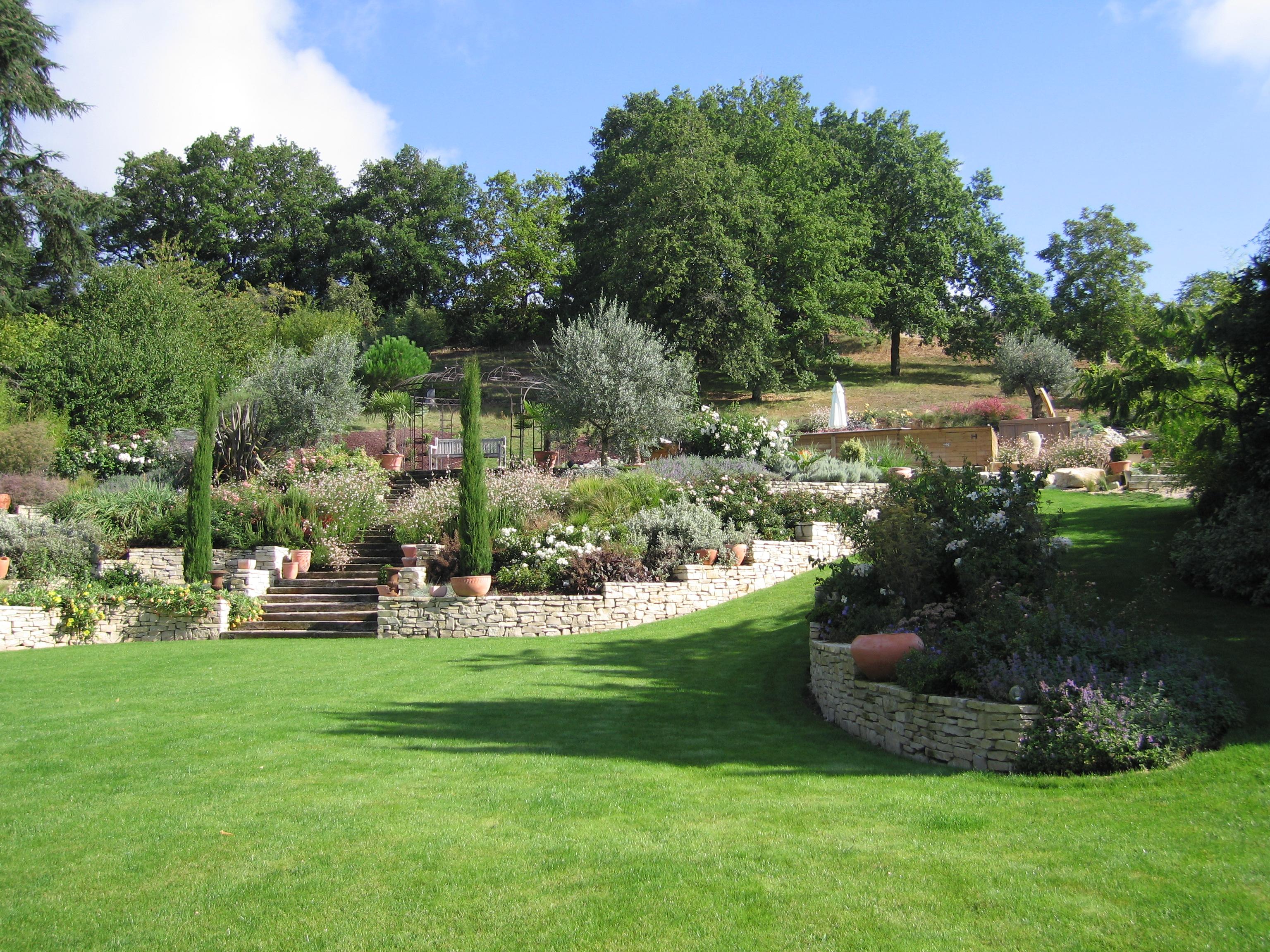Création de jardin Dieppe, Seine-Maritime